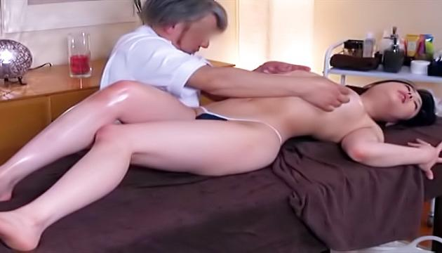 Hardcore fuck involving hot busty Asian milf babe - AllJapanesePass