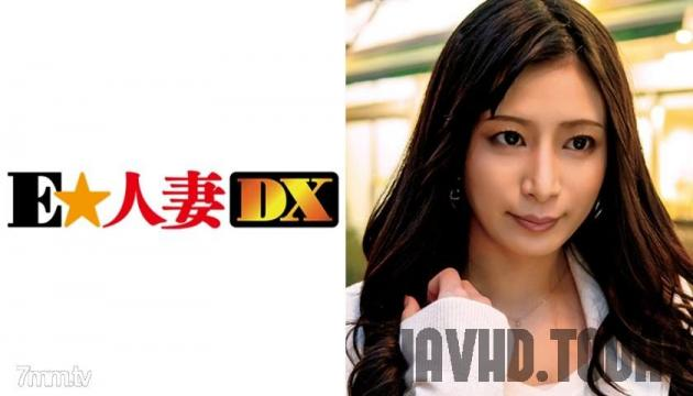 E★ Married Woman DX [299EWDX-305] Canon 32-year-old former model black-haired beauty [Celebrity wife